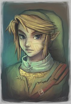 Link - Hero of Twilight by ~lazyperson202 on deviantART