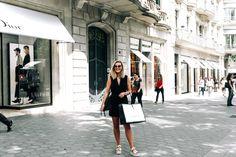 Shopping ⋅ pizza ⋅ sangria – Eirin Kristiansen