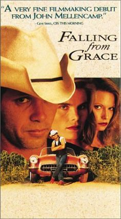 Mariel Hemingway, Kay Lenz, Dwight Yocham and John Mellencamp in Falling from Grace (1992) Family Drama and Old Love....