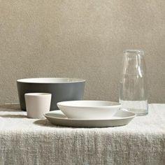 Natalie Lahdenmäki's ceramics and David Chipperfield's Santiago for Alessi