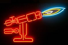 Budapest neon museum identity  by Patkós Luca