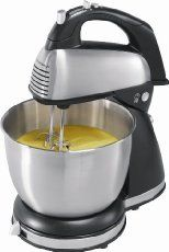 Hamilton Beach 64650 Classic Stand Mixer, Stainless Steel: Something that combines the functions of a hand mixer and a kitchenaid for way less? Specialty Appliances, Small Appliances, Kitchen Appliances, Kitchen Stand Mixers, Kitchen Aid Mixer, Test Kitchen, Kitchenaid, Pedestal, Best Stand Mixer