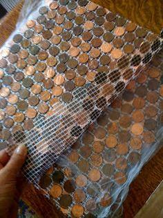 kitchens, houses, floors, mosaics, bathrooms, penni floor, mosaic tiles, penni tile, mesh
