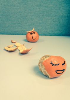 Orange Is The New Snack, A Photo Blog Featuring a World Where Snacks Come Alive