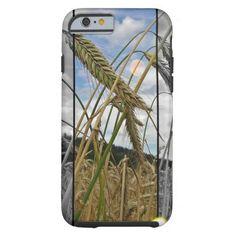 Wheat Field iPhone 6 case
