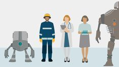 Find out the likelihood that your job will become automated in the next two decades