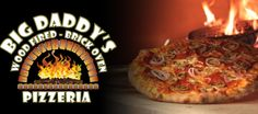 "This is not your average pizza pie.  At the heart of Big Daddy's is a 550 degree, wood-fired flame inside a one-of-a-kind brick oven.  Our pizza starts with hand-crafted, homemade dough, pulled by our own ""pizzeoli"". It's topped with one of our homemade sauces and fresh ingredients. #pizza #delicious #smokymountains #restaurant"