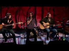 The Black Crowes unplugged   Soul Singing 3 of 6