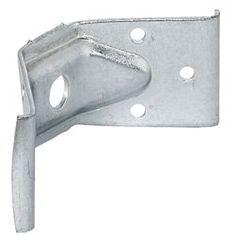 4 X Corner Brackets Angle Brace Heavy Duty Steel Repair