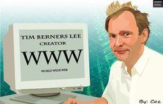 Internet Guru     Tim Berners Lee este un programator englez, inventator al World Wide Web-ului. Este actualmente director al World Wide Web Consortium (W3C), organizația ce tutelează standardele Web-ului.