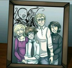 Slender-Surprise! Your son is going to become my bitch, hope you okay with dat.
