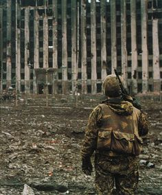 First Chechen War .