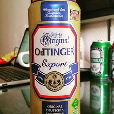 Oettinger Export by Oettinger Brauerei #untappd
