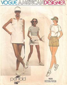 Wimbledon kicks off today. In honour of the world's oldest tennis tournament, here's a selection of patterns for playing the most fashionable sport. Modern tennis fashion really got und… Tennis Wear, Le Tennis, Tennis Dress, Tennis Clothes, Tennis Skirts, Tennis Fashion, Sport Fashion, Soccer Photography, Tennis Tournaments