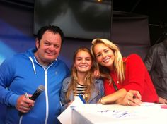 Met Chantal Janzen <3