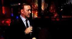 Chasing Spacey: Kevin Spacey singing The Very Thought of You and If I Ruled the World to Tony Bennett during Tony Bennett Celebrates 90 at Radio City Music Hall in New York City. Aired on NBC, December 20, 2016. If you missed it, you can watch the entire concert in on NBC's website  (Kevin comes in around the 16:40 mark)