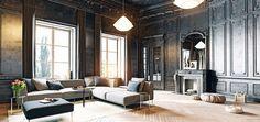 Le style c'est aussi avoir du style dans votre décoration intérieure. Là il s'agit de ne pas se tromper dans les harmonies de teintes, de matières et matériaux, dans la conception même de l'espace à décorer ; il faut parfois modifier l'agencement du mobilier