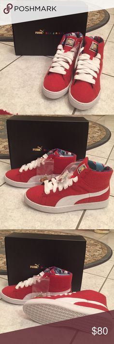 Puma shoes Brand new Puma Dee & Ricky shoes with box Puma Shoes Sneakers
