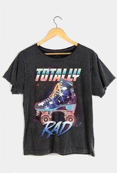 T-shirt Totally Rad ZI8662