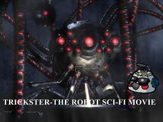 Trickster II The robot sci-fi movie 2016 full HD II The Matrix Fan film @Trejoscomics #publicidad #diseño #ilustración - www.trejoscomics.blogspot.com