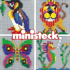 ministeck - Google zoeken Native American Beadwork, Childhood Memories, Growing Up, Nativity, Cool Stuff, Classic, Kids, Painting, Fictional Characters