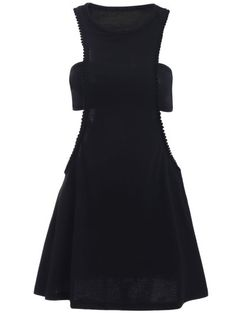 SHARE & Get it FREE | Black Cut Out Semi Formal Mini Dress - BlackFor Fashion Lovers only:80,000+ Items • New Arrivals Daily Join Zaful: Get YOUR $50 NOW!