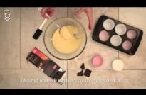 Embedded thumbnail for Magdalenas con chocolate – video receta Chocolate Videos, Tea Lights, Candles, Chocolate Frosting, 4 Ingredients, Finger Foods, Sweets, Sunflower Oil, Homemade Desserts