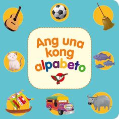 This Filipino board book for babies and toddlers features the big and small letters of the Filipino alphabet. Board Books For Babies, Big And Small, Small Letters, Emergent Readers, Tagalog, Filipino, Childrens Books, Alphabet, Lettering