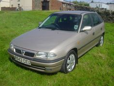 #10 Vauxhall Astra CDX...IT HAD AIR CON!!!! YEAH! Shame we lost it during the floods. Mode Of Transport, Vintage Cars, Transportation, Lost, Bike, Vehicles, Bicycle Kick, Trial Bike, Bicycle