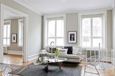Plain soft and neutral tones fills this light classic Swedish interior. Description from sadecor.co.za. I searched for this on bing.com/images