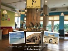 Pallavi Avida offers spacious rooms and delicious #food to decorate your #holidays in #Mumbai