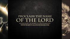 Proclaim The Name of The Lord - TrumpetCallofGodOnline.com