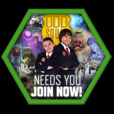 In a world gone strange, Odd Squad saves the world! See it on WFYI 1 at 4:30 pm Mon - Fri.
