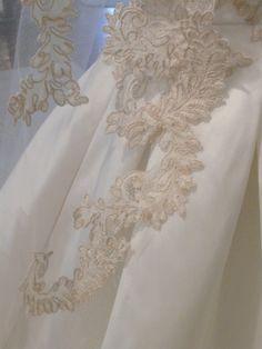Solstiss Lace Bridal Veil by Chris Hudson Couture 2013 Wedding Veil, Wedding Gowns, Fox, Behance, Style Inspiration, Couture, Bridal, Unique, Lace