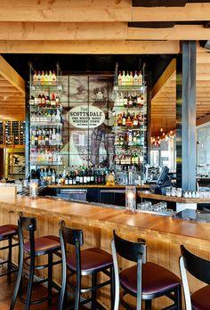 Market Street Kitchen's Bar, Photo: Werner Segarra