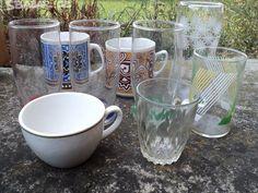 sklenice, hrnky - obrázek číslo 1