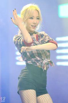 Sexy swag #taeyeon