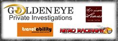 Golden eye Private Investigation, African Leaves, travel ability Golden Eyes, Private Investigator, Trout, Investigations, Logo Design, African, Passion, Leaves, Brown Trout