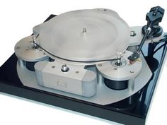 Audio Note TT-3 Reference Turntable. #recordplayer #turntable #music #audio http://www.pinterest.com/TheHitman14/the-record-player-%2B/