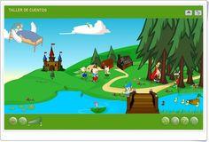 Taller de cuentos (Xunta de Galicia) Exploration, Conte, Golf Courses, Language, Teaching Resources, Children's Books, Spanish Language, Languages, Language Arts