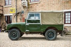 1955 Land Rover Series I - Silverstone Auctions