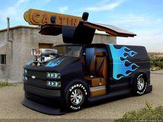 Chevrolet Astro photo 05
