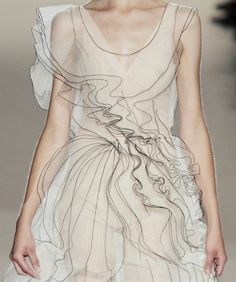 Creative Fashion, Fuck, Yeah, Couture, and White image ideas & inspiration on Designspiration Moda Fashion, Runway Fashion, Fashion Art, High Fashion, Fashion Show, Womens Fashion, Style Fashion, Modelos Fashion, Style Haute Couture
