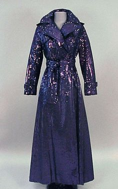 Couture and Textiles - Bill Blass - 1970's