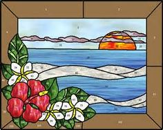plumeria stained glass - - Yahoo Image Search Results