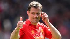 Veteran defender Jamie Carragher admitted it was an emotional evening for him as he played last game in Liverpool's shirt in his side's 1-0 win over Queens Park Rangers.