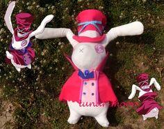 "20 5"" RARE Hand Made Anime Karneval Usagi Rabbit Bunny Plush Cosplay Doll   eBay"