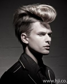 Men, what hairstyles rock this 2012 ? It's the 50's and 60's era