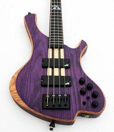 Check out custom bass guitar.... 2239 #bassguitarist #custombassguitar