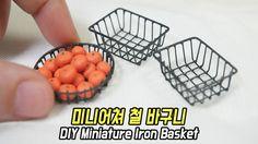 tutorial: miniature soldered metal baskets